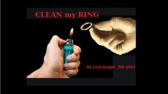 Clean My Ring by Luis Magic (1.3GB mp4 format high quality)