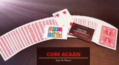 CUBE ACAAN by Zazza The Magician