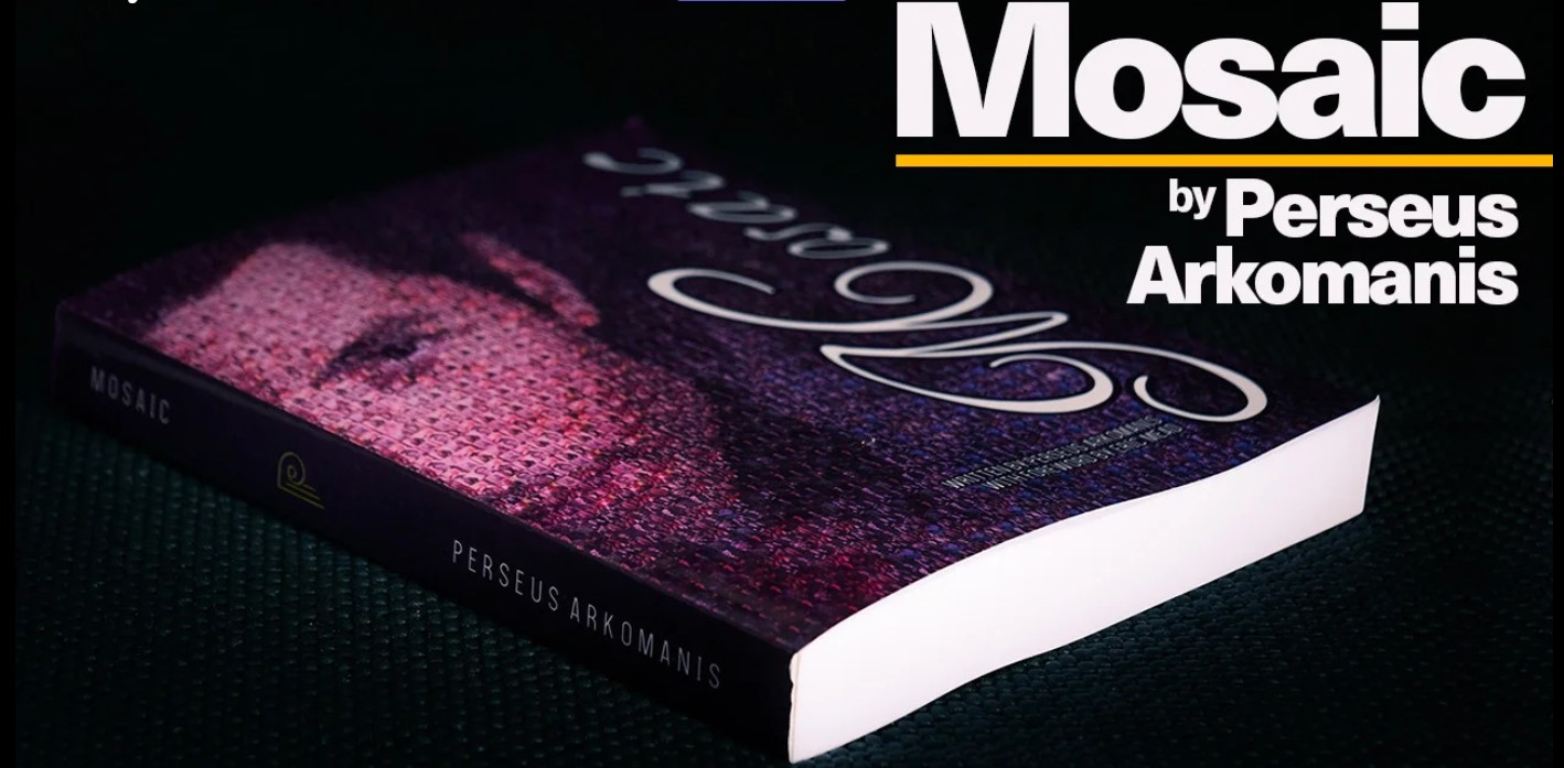 MOSAIC by Perseus Arkomanis,New arrival