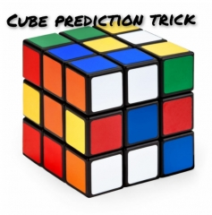 Impromptu Cube prediction By MaxMagie (Video + PDF)