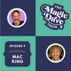 The Magic Dave Show: Mac King (36mins MP4)