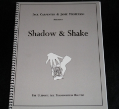 Shadow & Shake by Jack Carpenter and Jamie Masterson