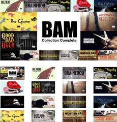 The BAM Collection Complete. By BILL ABBOTT (Videos+PDFs)